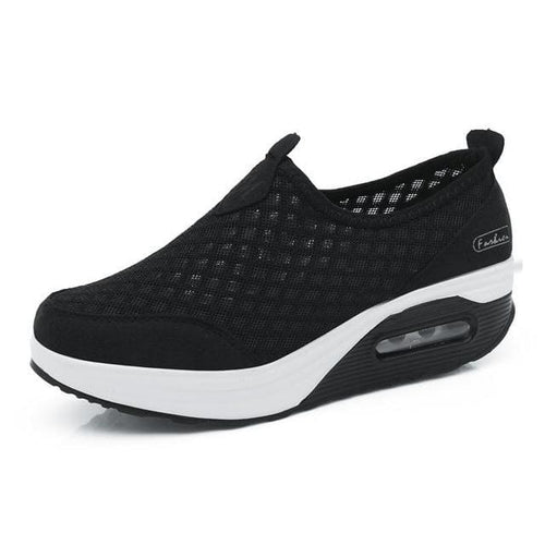 Women Casual Shoes 2019 Women Sneakers Summer Fashion Air Mesh Women's Shoes Slip-on Female Sneakers Plus Size Female Shoes
