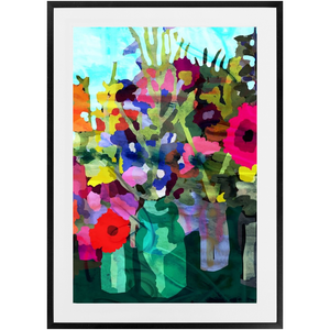Flower Patch Print