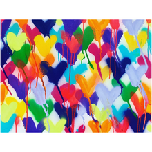 Load image into Gallery viewer, Pouring Hearts Acrylic