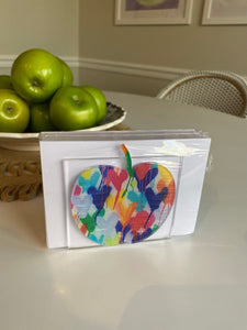 Apple Heart Noteholder