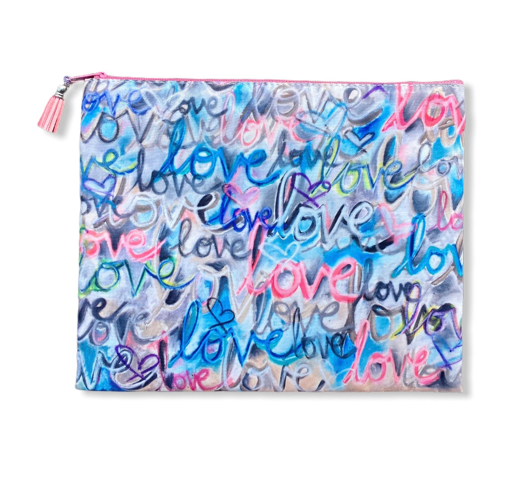 Soft Love Pouch