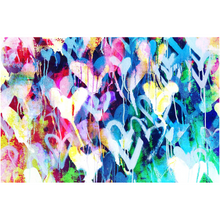 Load image into Gallery viewer, Whimsy Hearts Acrylic