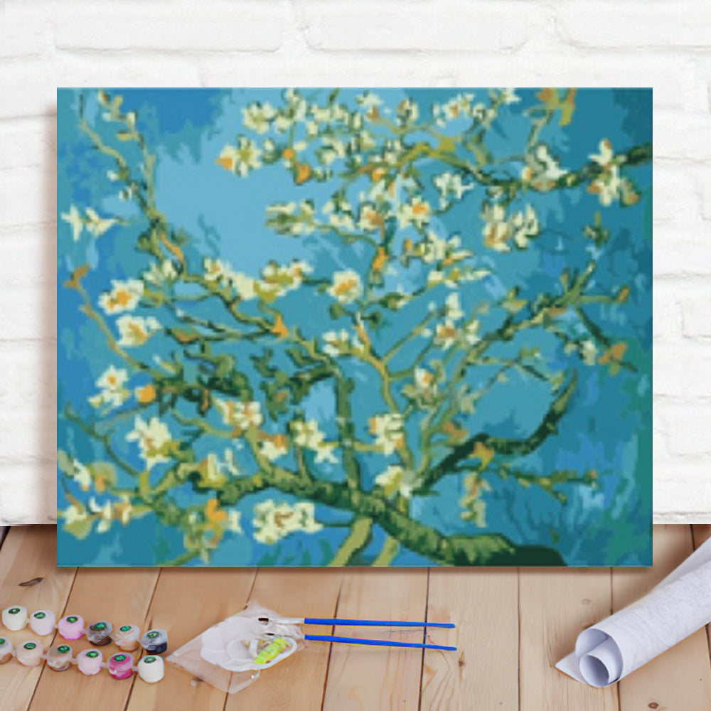 DIY Paint By Numbers Custom Photo Painting Home Decor Wall Hanging-Samui Painting