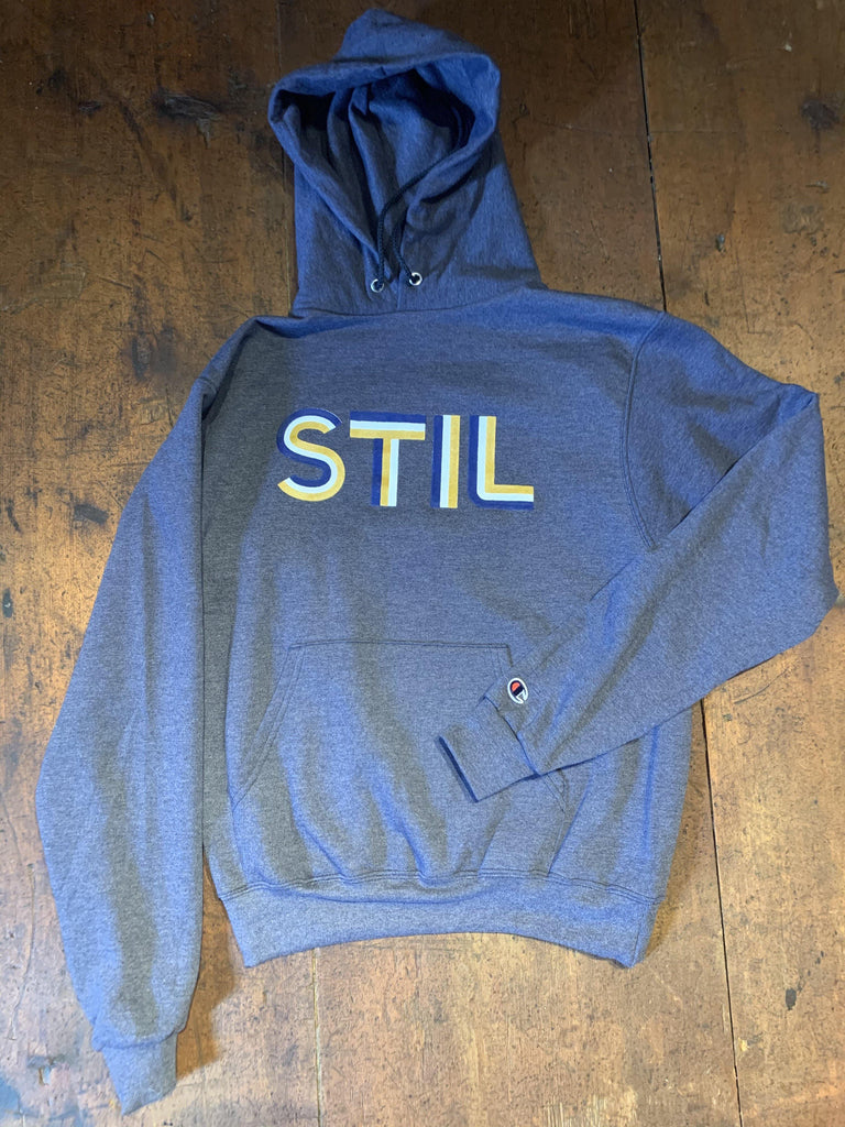 Stil Studio Pullover Hoodie - the five clouds