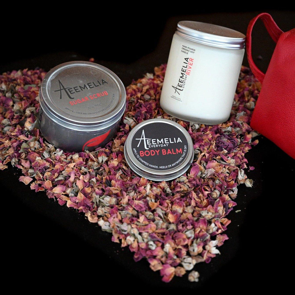 VALENTINES GIFT SET by Aeemelia - the five clouds