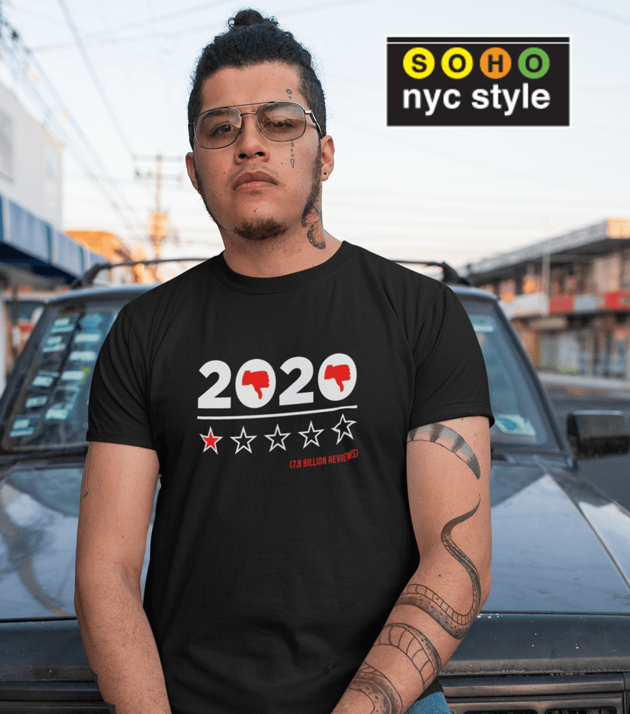 Men 2020 Has Been Hell Grafix T-Shirt