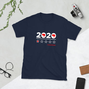 Women 2020 Has Been Hell Grafix T-Shirt