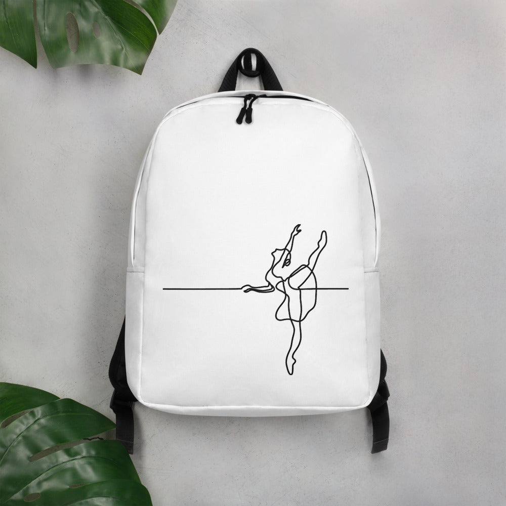 Minimalist Backpack With