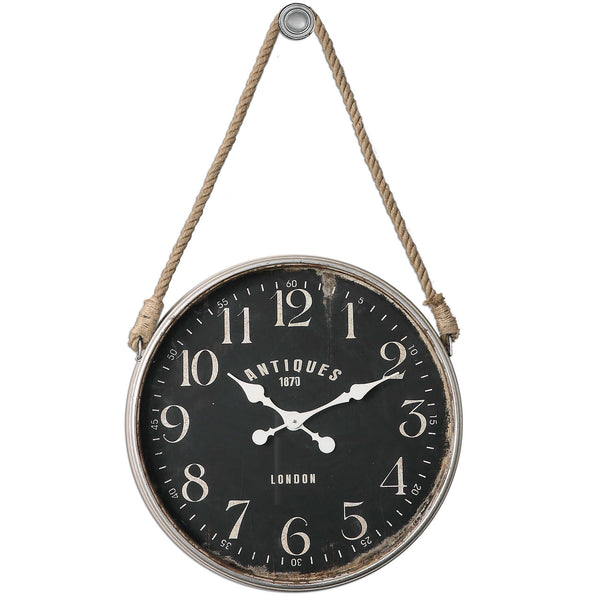 The Bartram Wall Clock