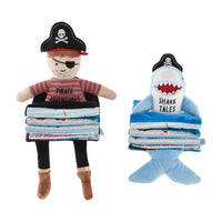 Pirate & Shark Reading Pal Books