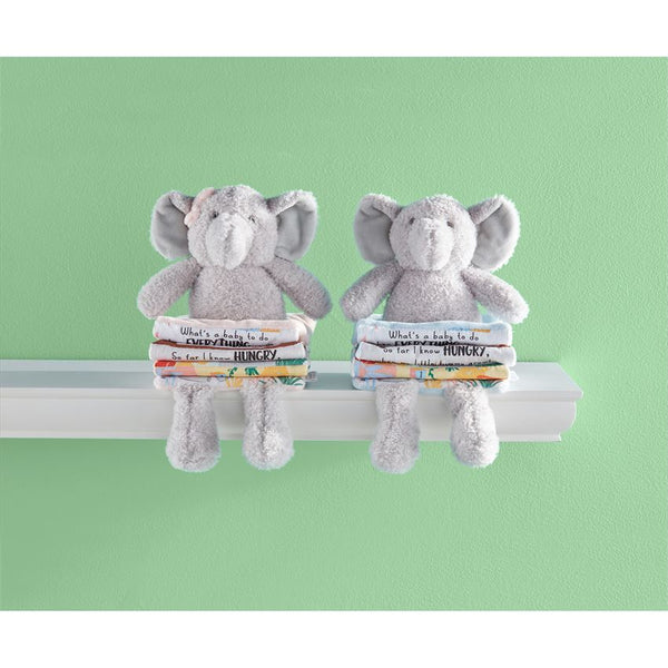 Elephant Plush Book