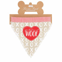 Valentine's Day Dog Bandanas
