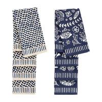 Indigo Dinner Napkin Set