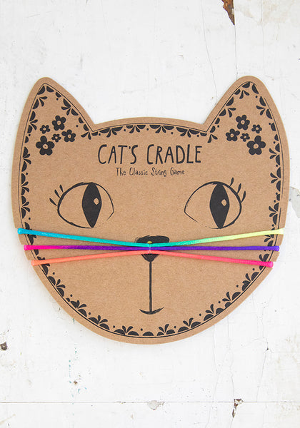 Rainbow Cats Cradle