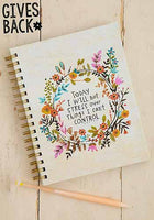 Will Not Stress Spiral Notebook