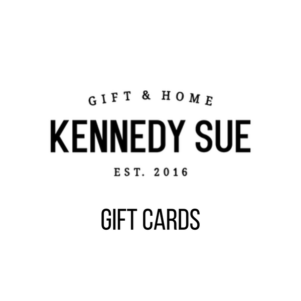 Kennedy Sue Gift Cards