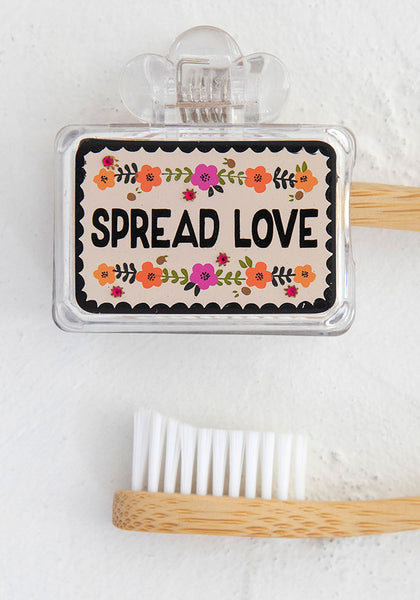 Spread Love Toothbrush Cover