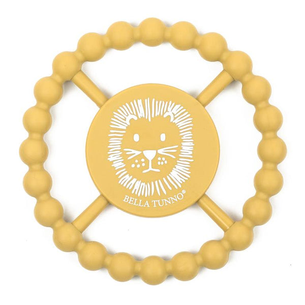 Bella Tunno Lion Happy Teether