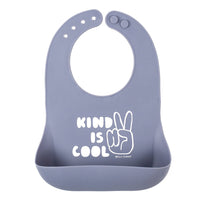 Kind Is Cool Wonder Bib