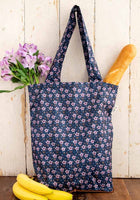 Navy On The Go Tote