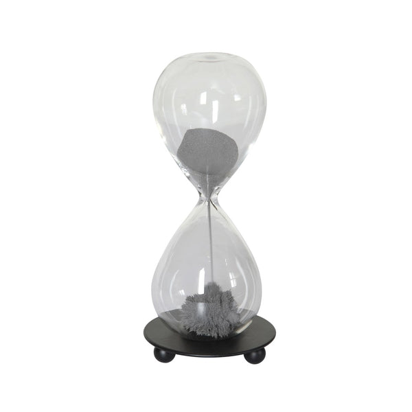 Manetic Glass Hourglass
