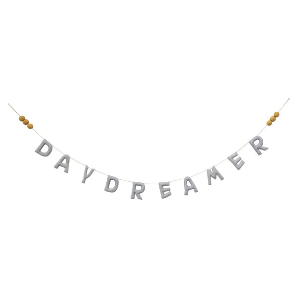 Day Dreamer Wool Felt Garland