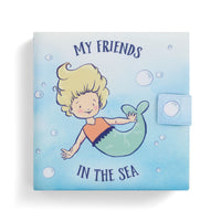 My Friends in the Sea Soft Book