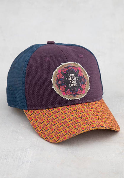 Live the Life You Love Hangout Hat