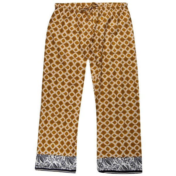 Mustard Deco Lounge Pants