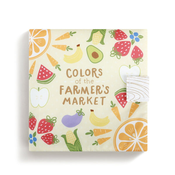 Farmer's Market Soft Book