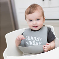 Bella Tunno Sunday Funday Bib