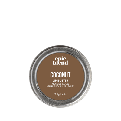 Coconut Lip Butter