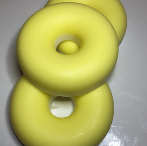 Handmade Lemon Vanilla Soap