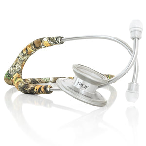 MDF® MD One® Stainless Steel Dual Head Stethoscope (MDF777) - Real Tree Edge