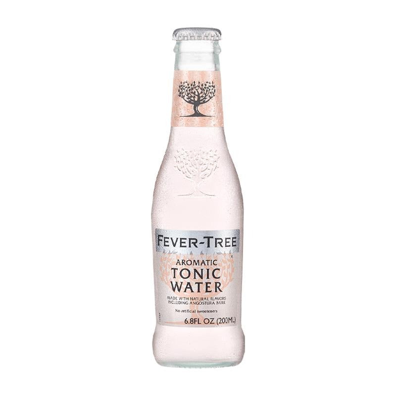 Fever-Tree - Tonic Water Aromatic 花香味湯力水 200ml - 同人辦館 Our HK Mall