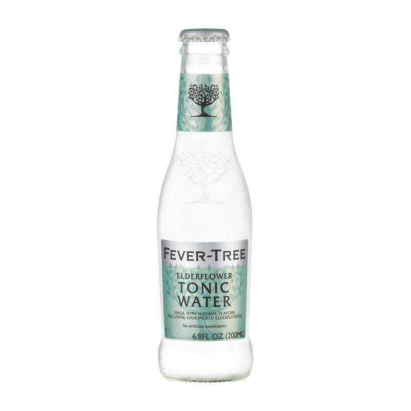 Fever-Tree - Tonic Water Elder Flower 接骨木味湯力水 200ml - 同人辦館 Our HK Mall