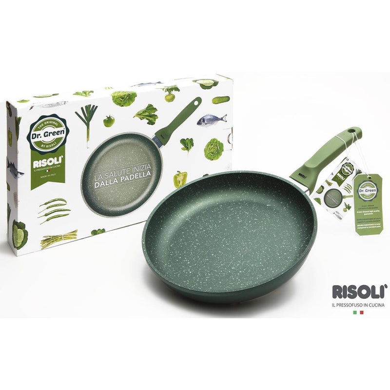 Risoli - Dr.Green® Induction 24cm 煎鍋 - 同人辦館 Our HK Mall