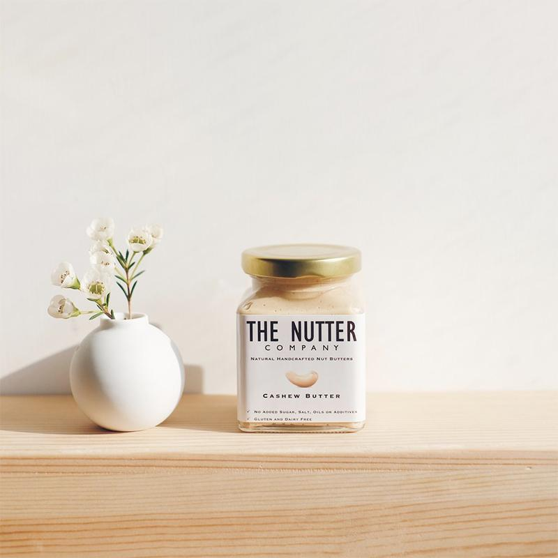 The Nutter Company - Cashew Butter 腰果醬 200g