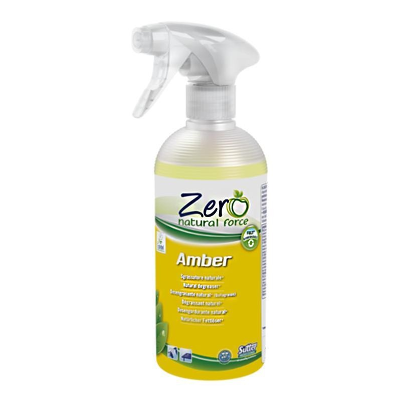 Zero Natural Force - Amber 廚房除油劑即用裝 500ml - 同人辦館 Our HK Mall