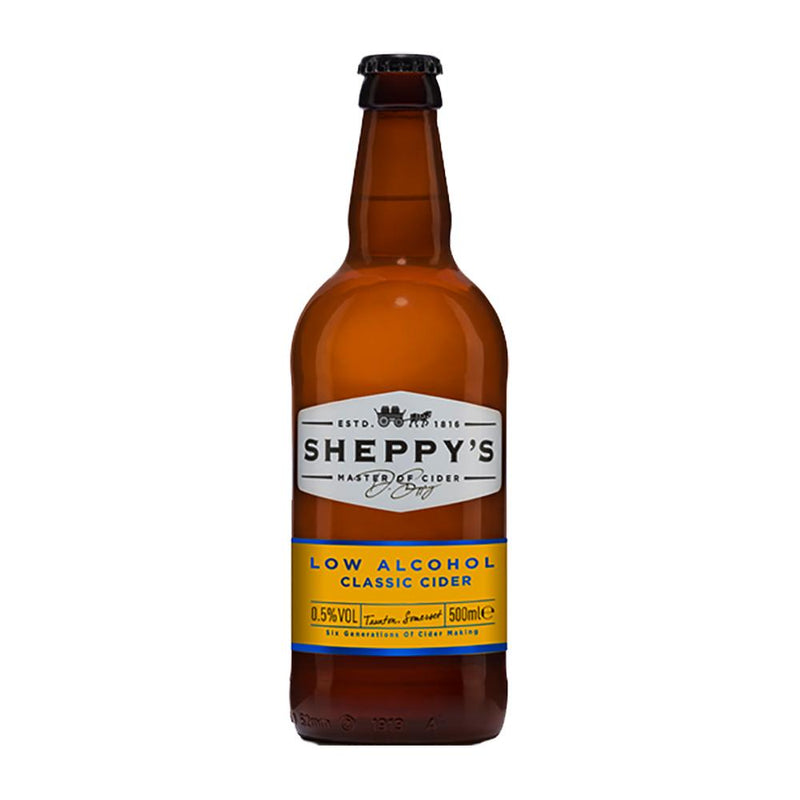 Sheppy's Cider - 低酒精濃度經典蘋果酒 500ml - 同人辦館 Our HK Mall