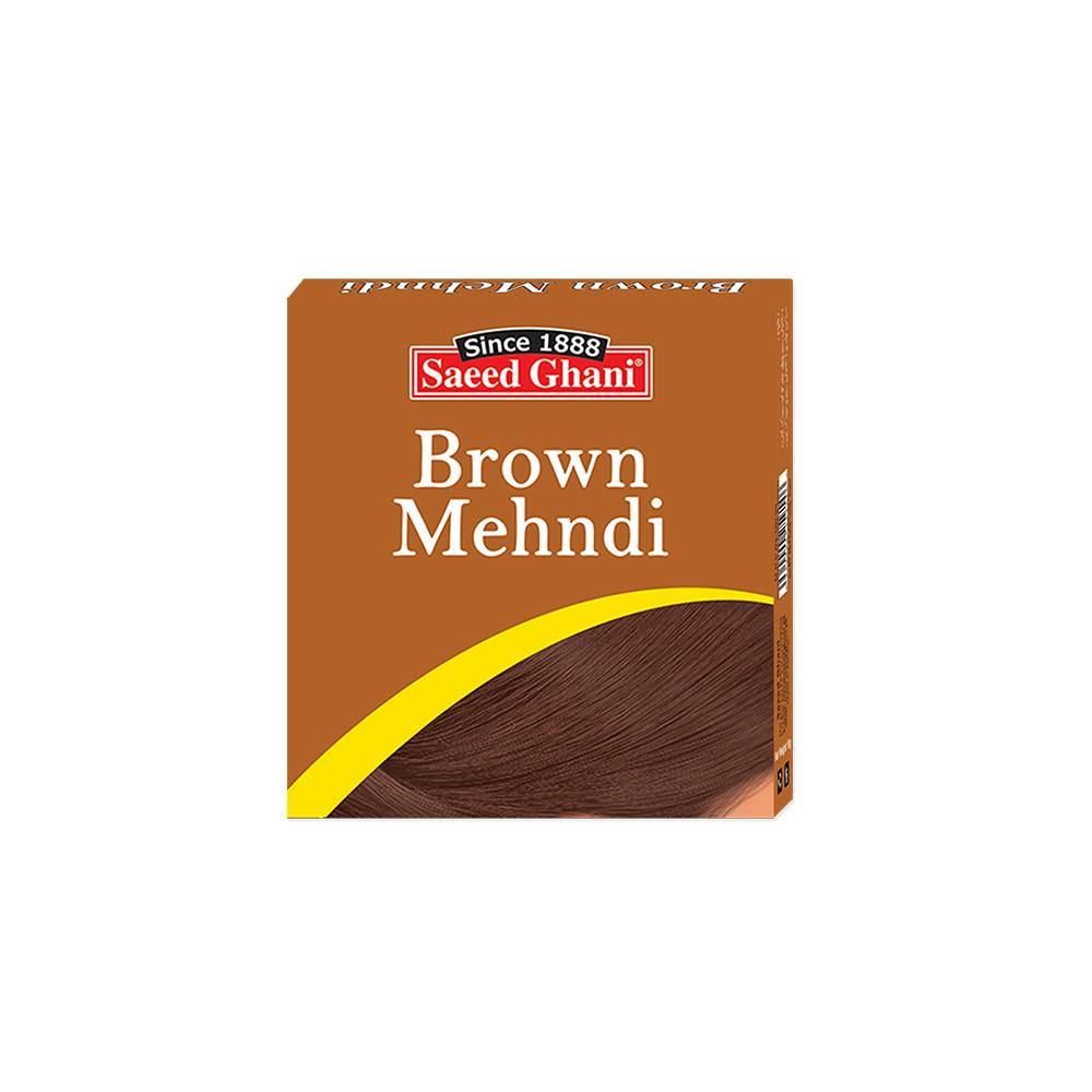 Brown Mehndi