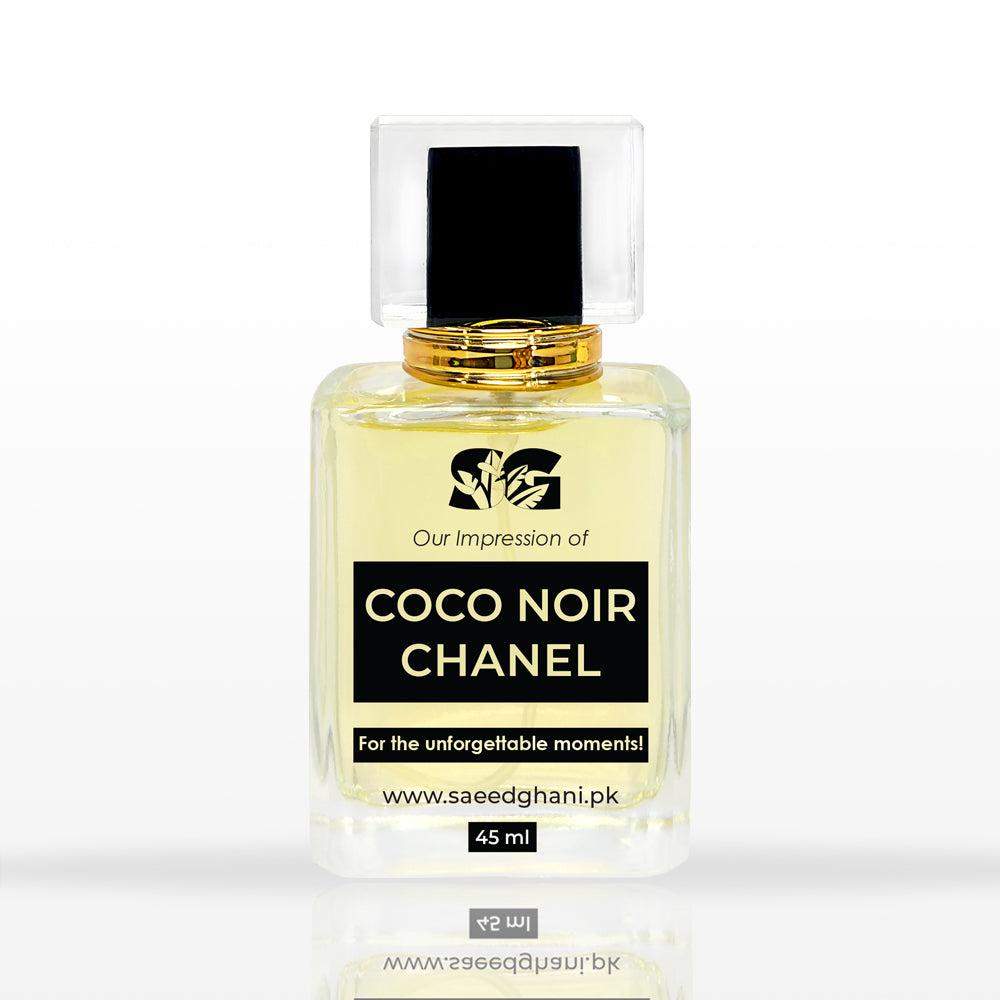 Coco Noir Chanel (Our Impression)