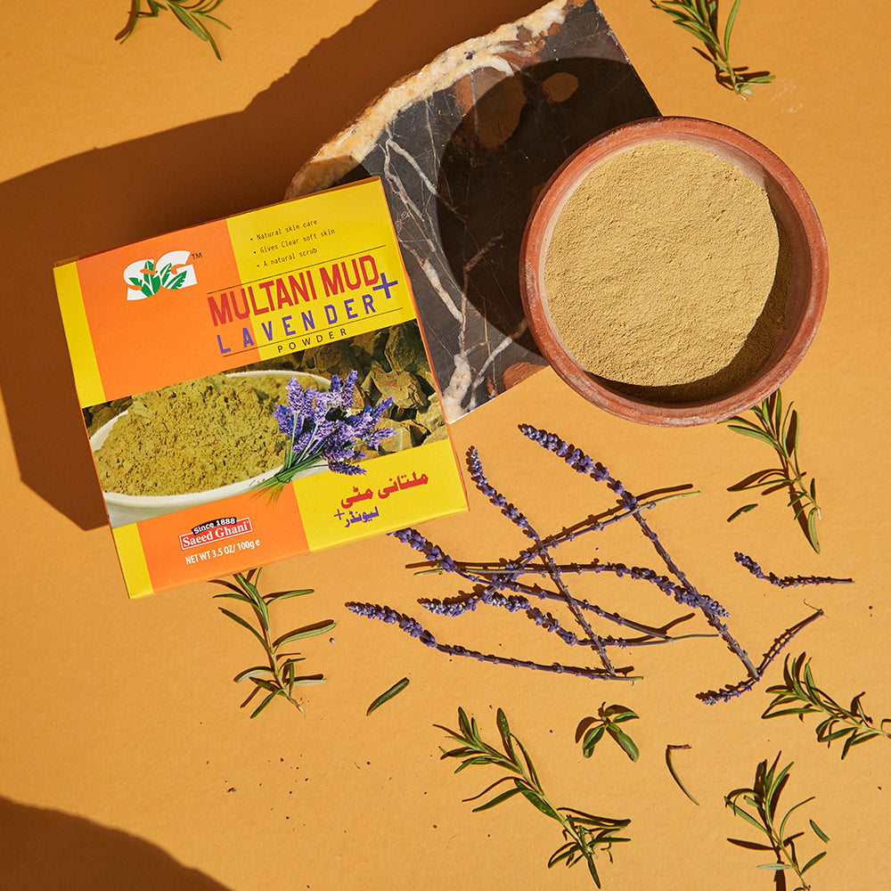 Multani Mud Powder