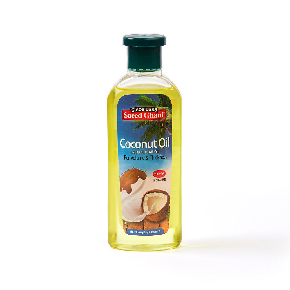 Non Sticky Coconut Oil