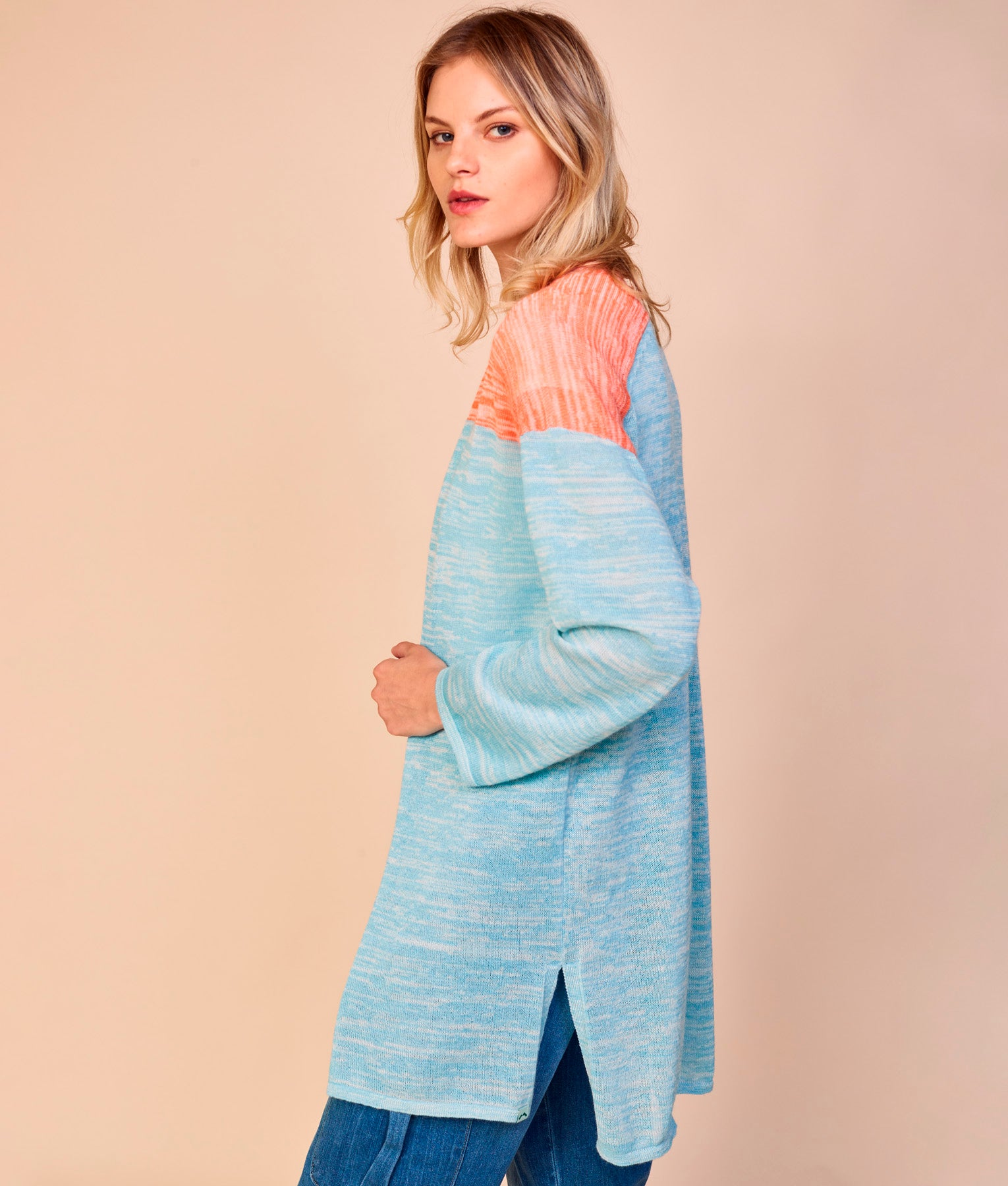 TITICACA LONG CARDIGAN