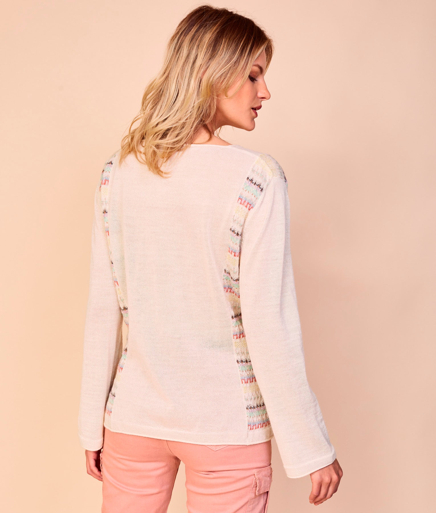 THE VILLAGE PULLOVER