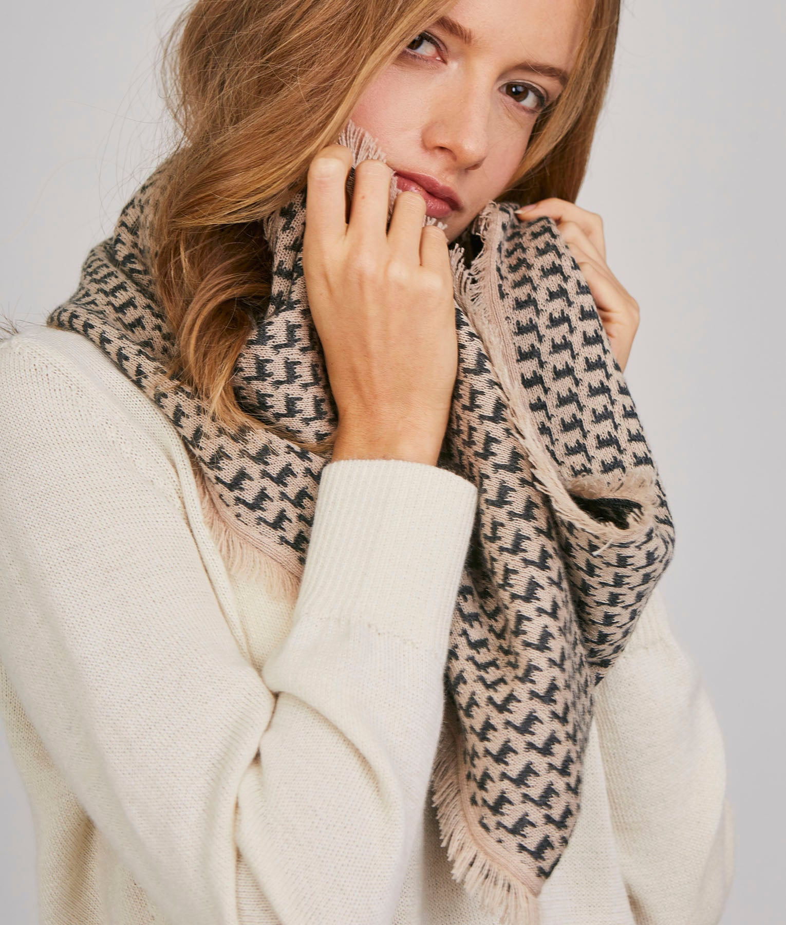 WANDERLUST HERD SNOOD