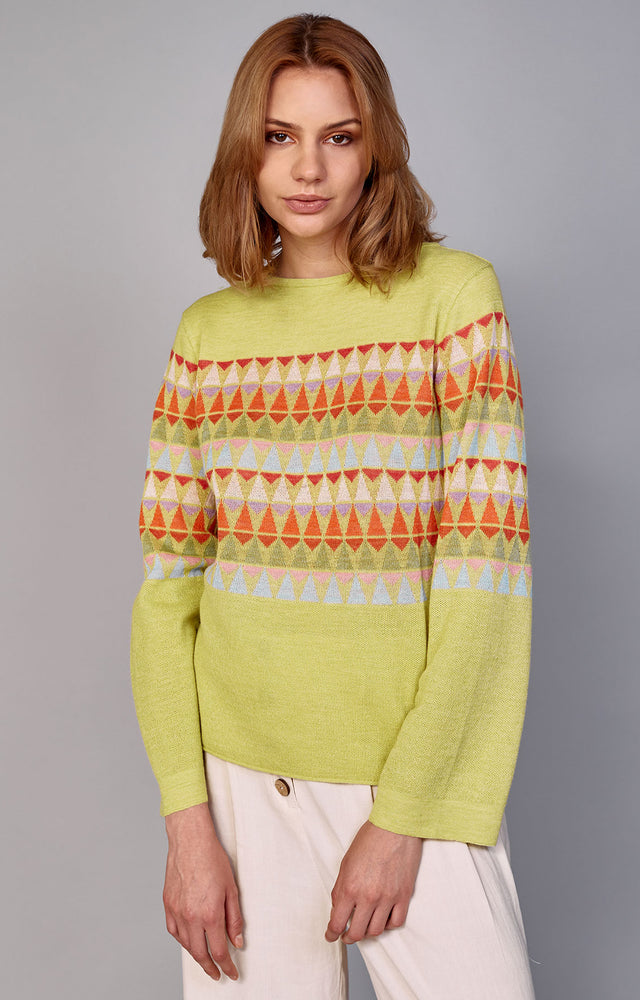 The Reached Pullover