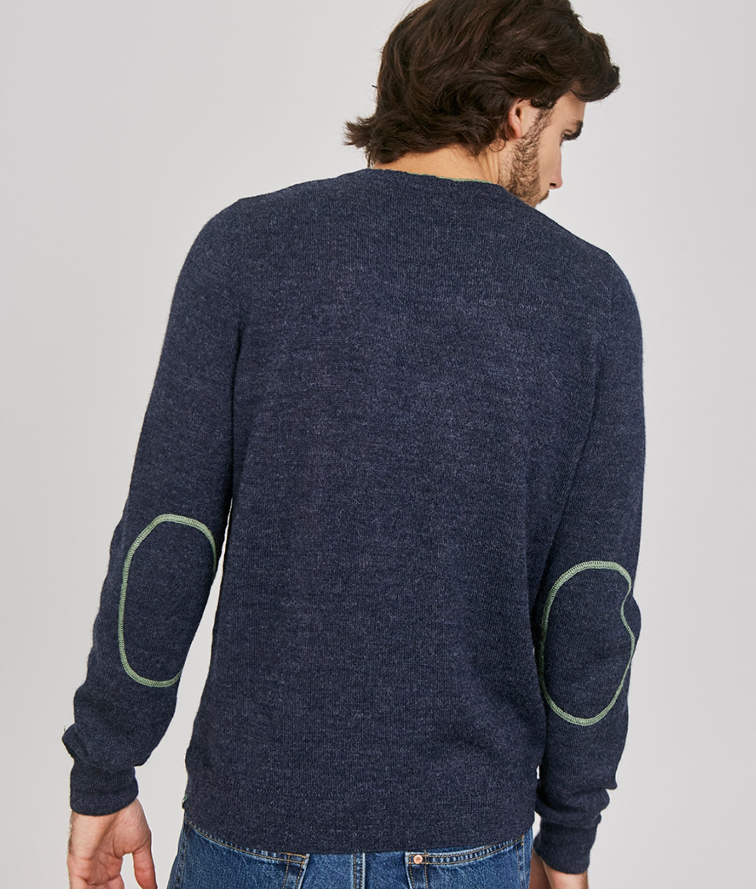 WANDERLUST JERSEY NINE TO FIVE PULLOVER