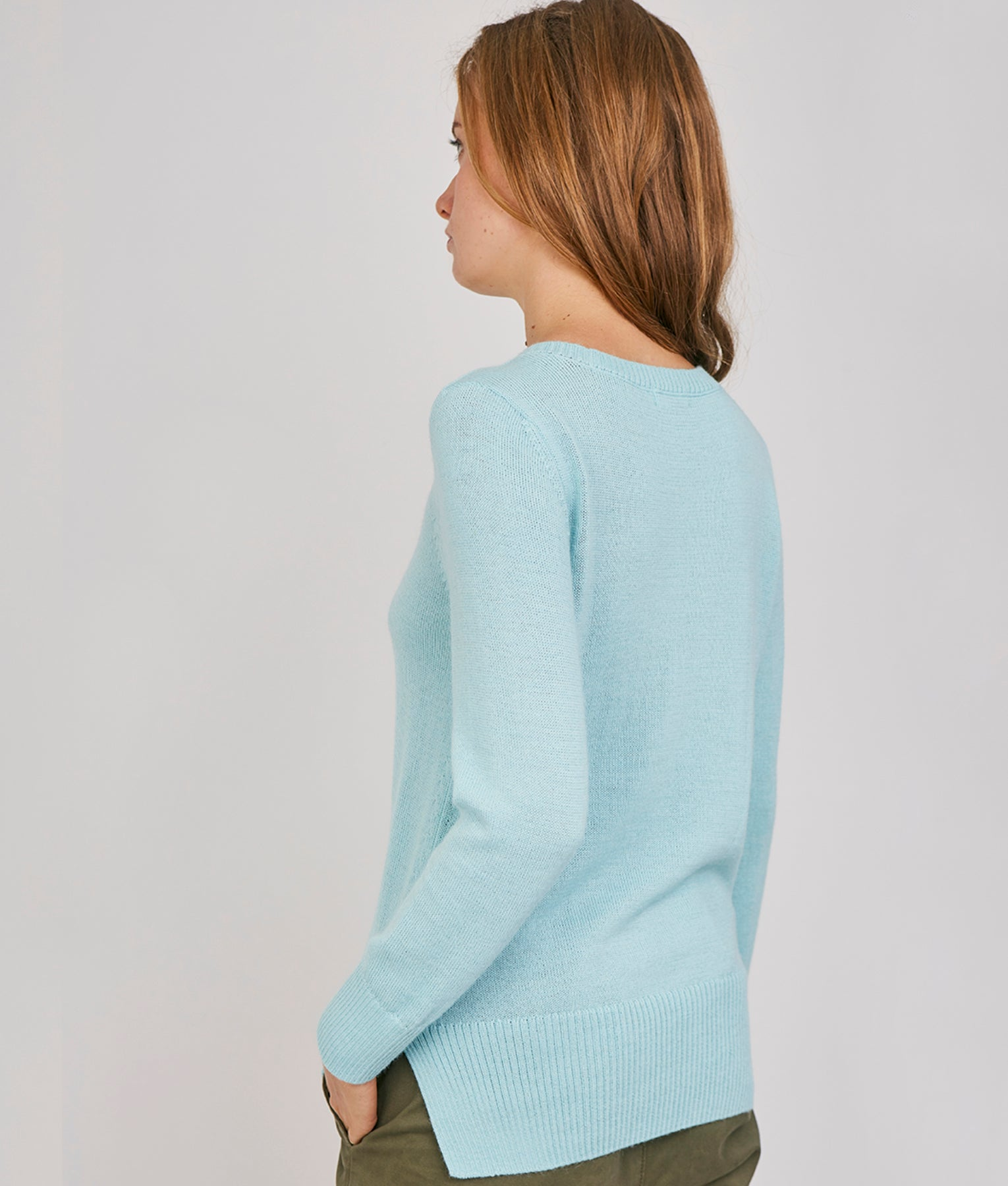 WANDERLUST LONG BASIC PULLOVER